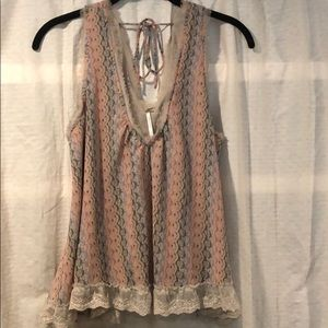 Free People- Tank Top